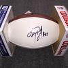 NFL - Saints Larry Warford signed panel ball