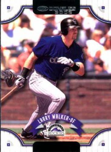 Photo of 2002 Donruss #107 Larry Walker