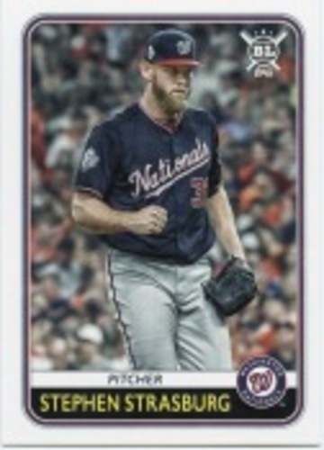 Photo of 2020 Topps Big League #94 Stephen Strasburg