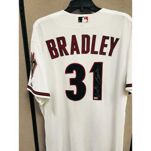 Photo of 2014 Archie Bradley Autographed Jersey - Size 48