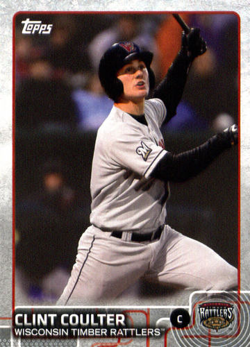 Photo of 2015 Topps Pro Debut #65 Clint Coulter