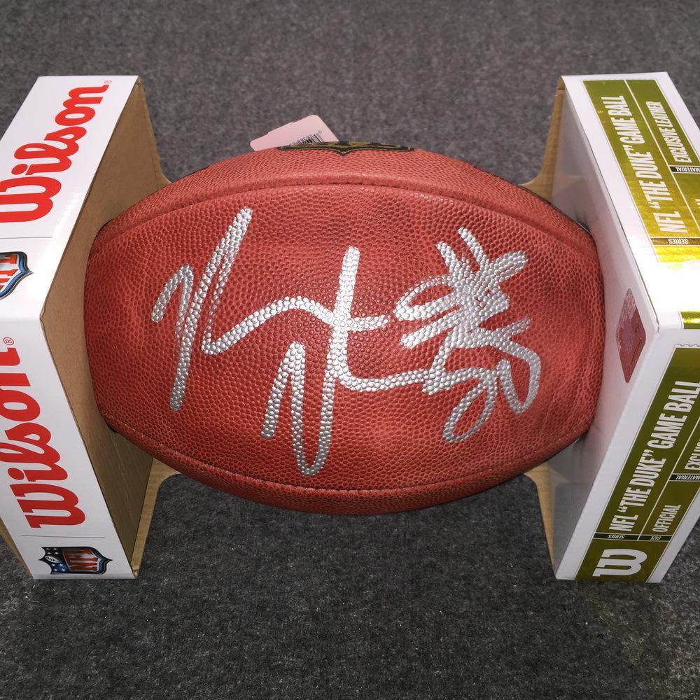 official photos 56825 056d3 NFL Auction | NFL - Buccaneers Vita Vea signed authentic ...