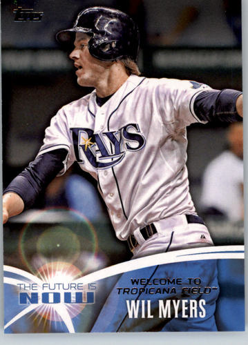 Photo of 2014 Topps The Future is Now #FN18 Wil Myers