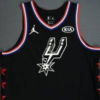 LaMarcus Aldridge - 2019 NBA All-Star Game - Team LeBron - Autographed Jersey