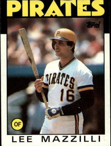 Photo of 1986 Topps #578 Lee Mazzilli