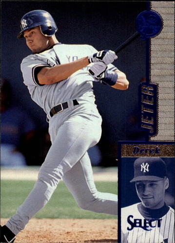 Photo of 1997 Select #60 Derek Jeter