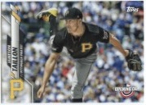 Photo of 2020 Topps Opening Day #182 Jameson Taillon