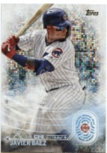 Photo of 2020 Topps 2030 #T203019 Javier Baez