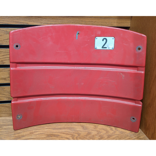 Photo of Fenway Park Roof Box Red Seatback #2