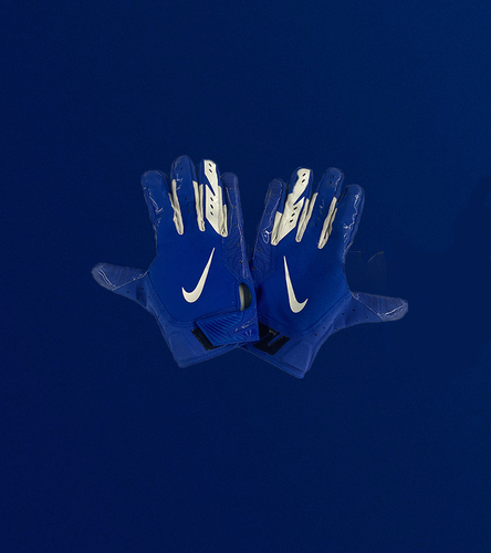 Photo of Gerald Everett Game Used Gloves - (11/29/20 VS. San Francisco 49ers)