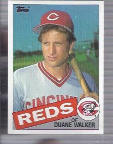 Photo of 1985 Topps #441 Duane Walker