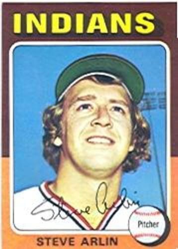 Photo of 1975 Topps #159 Steve Arlin