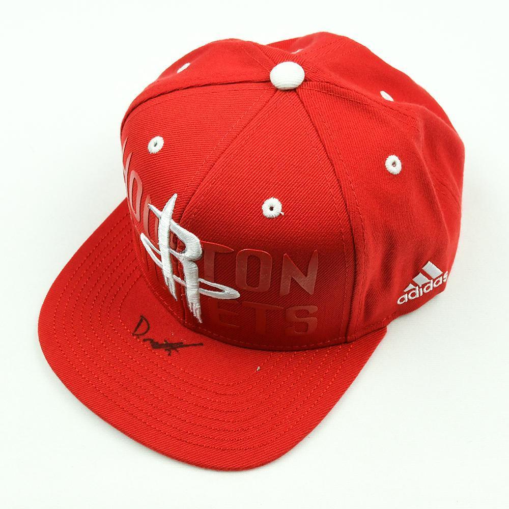 De'Anthony Melton - Houston Rockets - 2018 NBA Draft Class - Autographed Hat