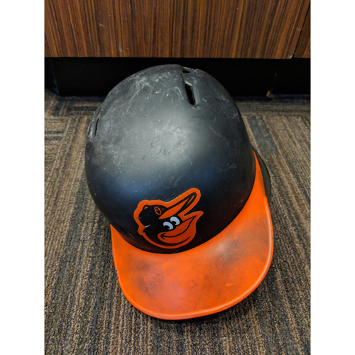 Photo of Craig Gentry - Road Batting Helmet: Team-Issued