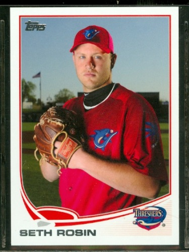 Photo of 2013 Topps Pro Debut #203 Seth Rosin