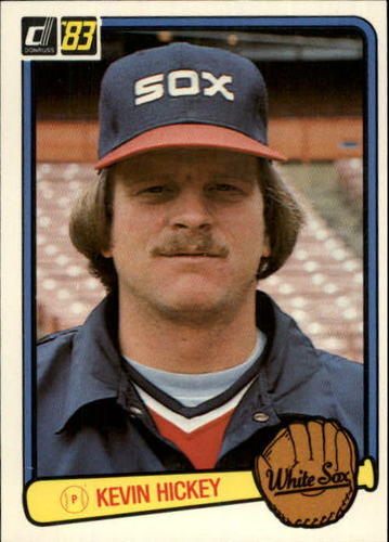 Photo of 1983 Donruss #445 Kevin Hickey