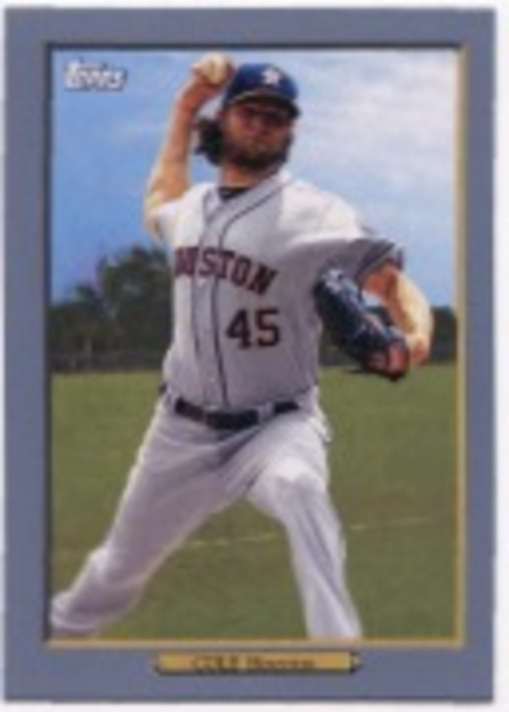 2020 Topps Turkey Red '20 #TR71 Gerrit Cole