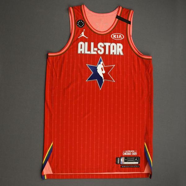Image of KhrisMiddleton - 2020 NBA All-Star - Team Giannis - Autographed Jersey