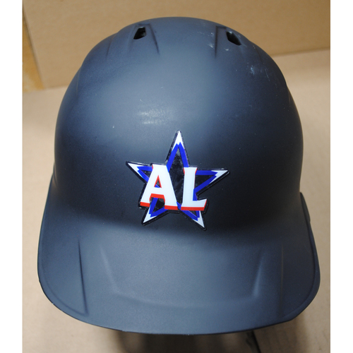Photo of 2021 MLB All-Star Game -  Game-Used Batting Helmet - Tim Anderson - Worn in On-Deck Circle