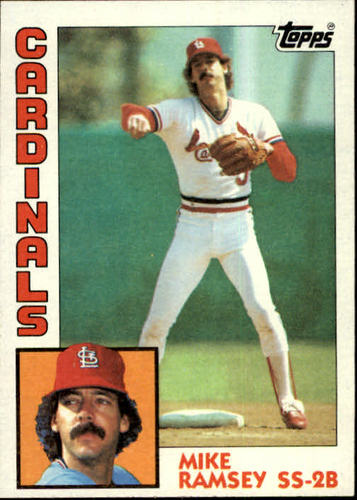 Photo of 1984 Topps #467 Mike Ramsey