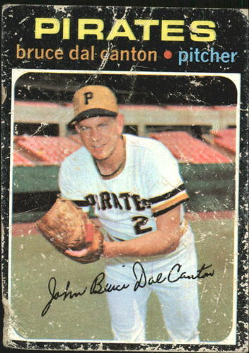 Photo of 1971 Topps #168 Bruce Dal Canton