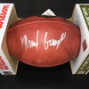 NFL - COWBOYS WR MICHAEL GALLUP SIGNED AUTHENITC FOOTBALL