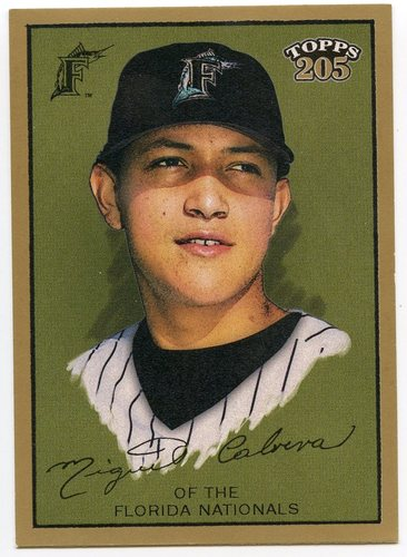Photo of 2003 Topps 205 #246 Miguel Cabrera