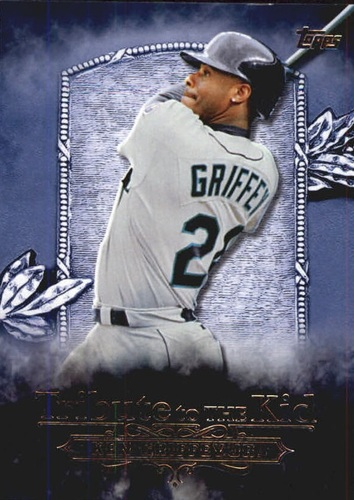 Photo of 2016 Topps Tribute to the Kid #KID10 Ken Griffey Jr.