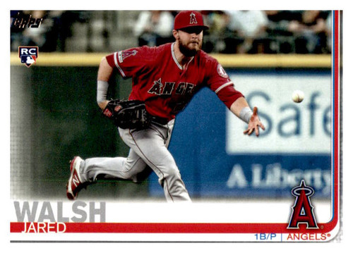 Photo of 2019 Topps Update #US59 Jared Walsh RC