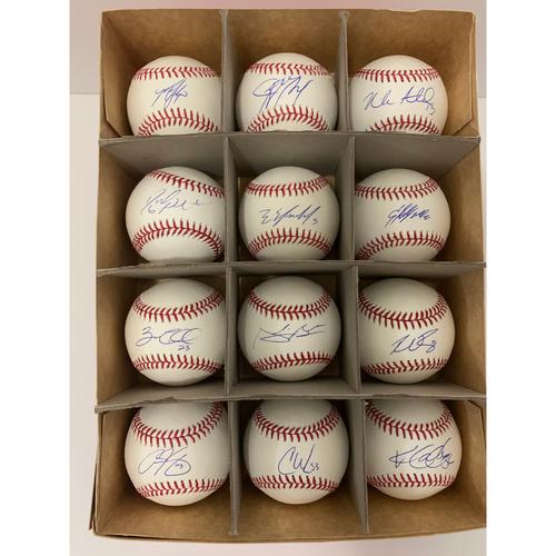Photo of D-backs 2020 Autographed Baseball Bundle Pack