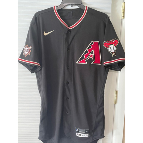 Photo of Tony Perezchica 2020 Game-Used Jackie Robinson Day Jersey (Size 42)
