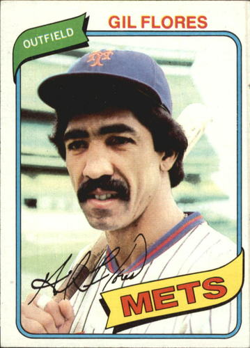 Photo of 1980 Topps #478 Gil Flores