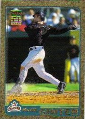 Photo of 2001 Topps Traded Gold #T168 Keith Ginter