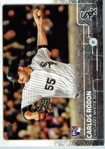 Photo of 2015 Topps Update #US324A Carlos Rodon RC