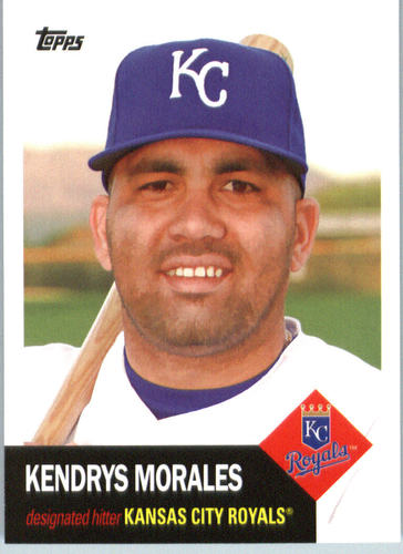 Photo of 2016 Topps Archives #6 Kendrys Morales