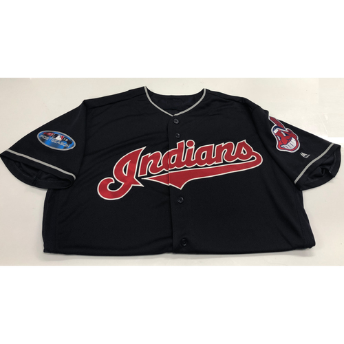 Photo of Josh Tomlin 2018 Post Season Jersey