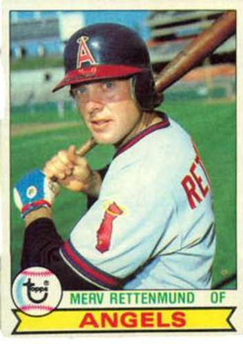 Photo of 1979 Topps #48 Merv Rettenmund