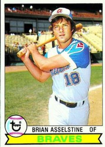 Photo of 1979 Topps #529 Brian Asselstine