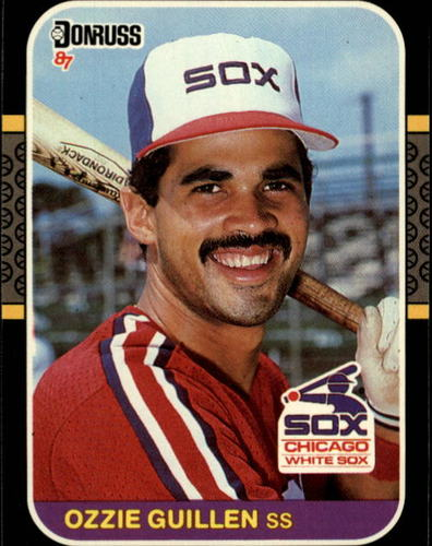 Photo of 1987 Donruss #87 Ozzie Guillen