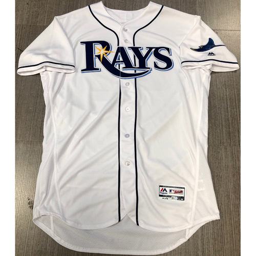 Photo of Team Issued Jackie Robinson Day Jersey - Size 48