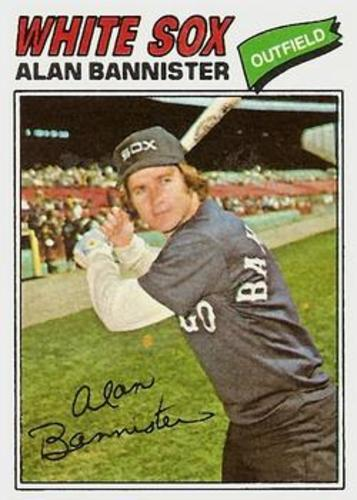 Photo of 1977 Topps #559 Alan Bannister RC