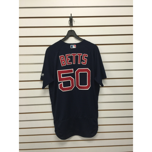 d4854770c1e Mookie Betts Game-Used September 2