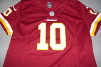 REDSKINS - ROBERT GRIFFIN REPLICA REDSKINS WOMEN'S JERSEY - SIZE L