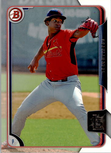 Photo of 2015 Bowman Prospects #BP23 Alex Reyes