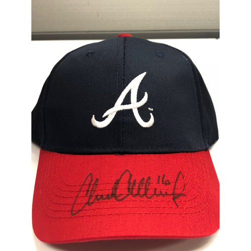 Photo of Charlie Culberson Autographed Hat
