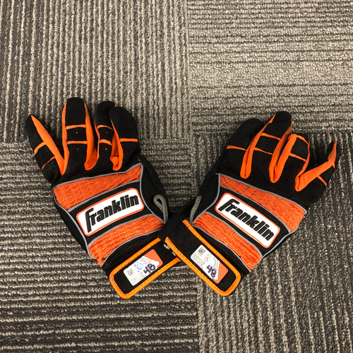 Photo of 2018 Holiday Deal! - Team Issued Batting Gloves - #48 Pablo Sandoval