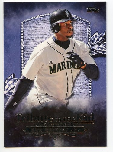 Photo of 2016 Topps Tribute to the Kid #KID12 Ken Griffey Jr.