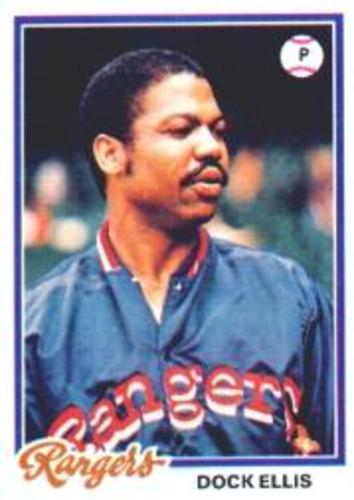 Photo of 1978 Topps #209 Dock Ellis