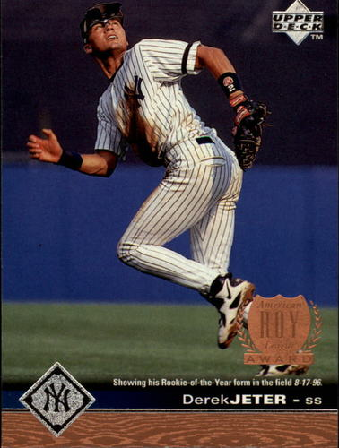 Photo of 1997 Upper Deck #440 Derek Jeter