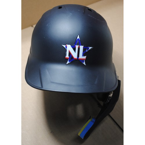 Photo of 2021 MLB All-Star Game -  Game-Used Batting Helmet - Chris Taylor